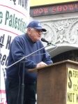 Blase Speaks at March 19th, 2011 Anti-War March in LA