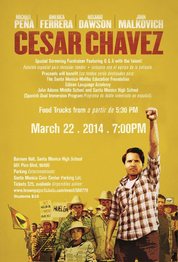 Chavez poster